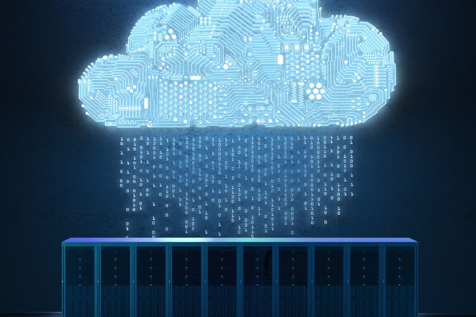 Cloud and server